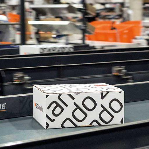 Transportverpackung | Vanderlande | Logistik | Austropack | (c) Vanderlande