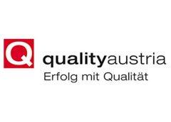 Quality Austria Logo | austropack | (c) quality austria