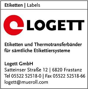 LOGETT | austropack | Anbieterindex | ETIKETTEN (c) Logett