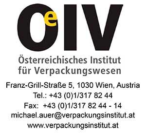 OEIV-Österreichisches Institut für Verpackungswesen | austropack | Anbieterindex | BERATUNG UND FORSCHUNG (c) OEVI