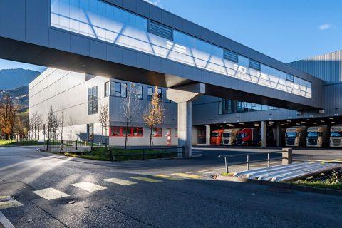 Rondo eröffnet voll automatisiertes Logistikzentrum in Frastanz | (c) K. Loacker