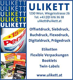 ULIKETT || austropack | Anbieterindex | ETIKETTEN (c) Ulikett