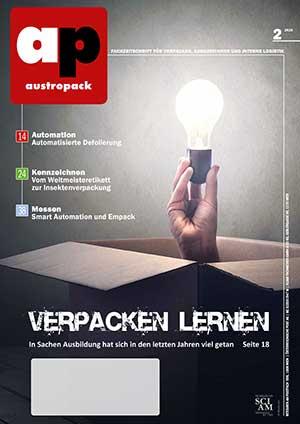 Austropack 02/2019 Titelseite