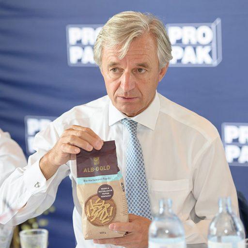 Andreas Blaschke, Obmann Stv. PROPAK, Vorstand MM Packaging | (c) PROPAK