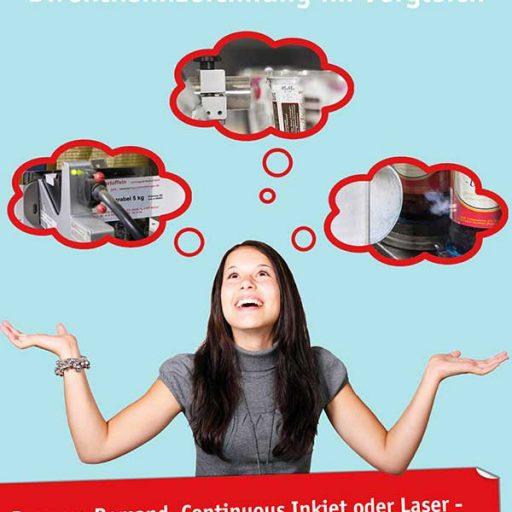 """Whitepaper  """"Direktkennzeichnung von Produkten und Verpackungen im Vergleich"""" Foto: Bluhm Systeme"""