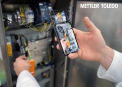 METTLER TOLEDO erweitert seinen Kundenservice um Augmeted Reality-Option (Foto: Mettler Toledo)