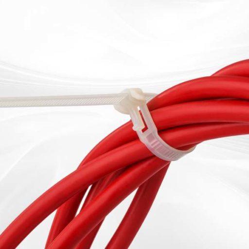 Kabelbinder wiederlösbar (Foto: Allplastik)